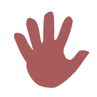 three rivers market_hand icon