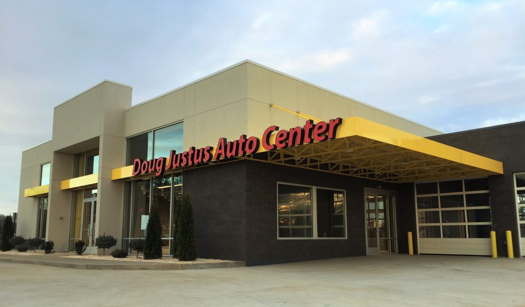 Studio Four Design - Doug Justus Auto Center
