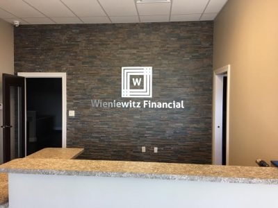 Studio Four Design - Wieniewitz Financial - Interior