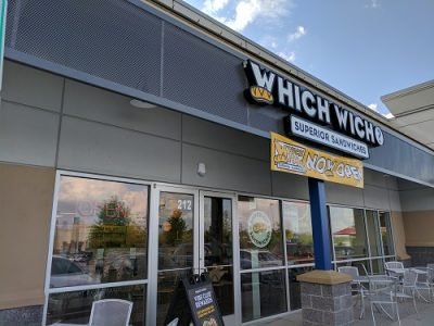 Which Wich Alcoa - Leon Williams Contractors - Studio Four Design