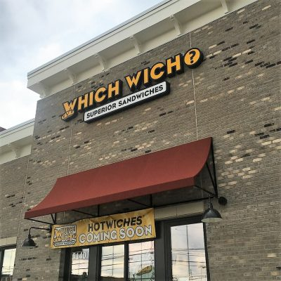 Fountain City Knoxville Which Wich designed by Studio Four Design