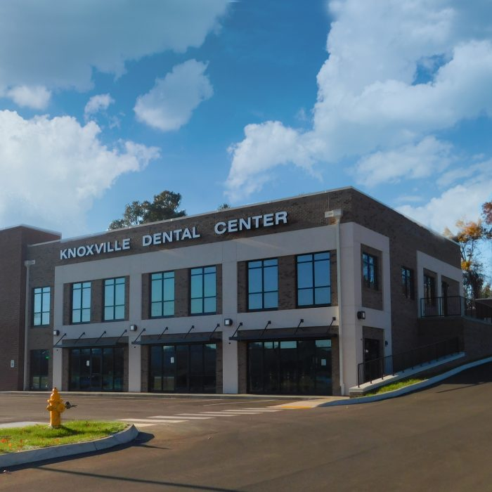 Studio four design a top knoxville based architecture and design firm helped bring to life a new two building complex for knoxville dental center kdc
